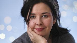Kirjailija Miina Supinen
