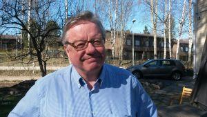 Professor Pekka Sutela från Villmanstrands tekniska univeristet.