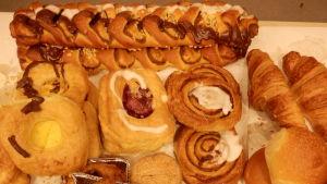 Traditionella danska bakverk