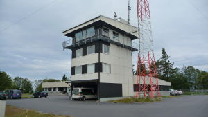 Vallgrunds sjöbevakningsstation.