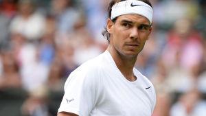 Rafael Nadal, juli 2014