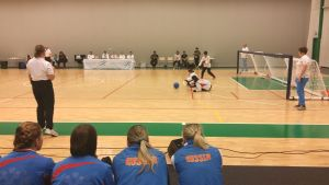 Målbolls vm i Esbo, Japan mot Turkiet (damerna)