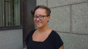 Nina Nordström är initiativtagare till Sockertopparna.