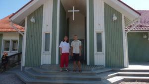 Adventkyrkan i Kimito