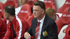 Louis van Gaal har fått en knackig inledning på livet i Manchester.