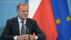 Polens prermiärminister Donald Tusk.