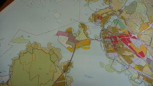 En del av Vasas generalplan som godkändes av Högsta förvaltningsdomstolen.
