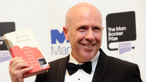 Richard Flanagan vann Man Bookerpriset 2014.