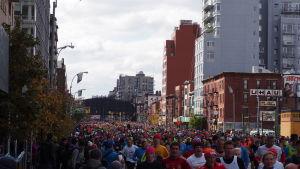 New York City Marathon 2014