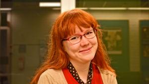 Mari Kyllönen är ny ordförande för Studentkåren vid Helsingfors universitet