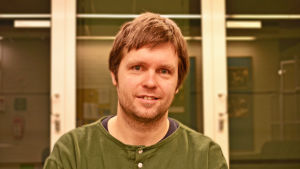 Andreas Koivisto är arkeolog i Vanda.