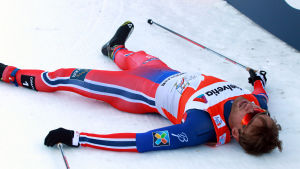 Petter Northug, Tour de Ski 2015