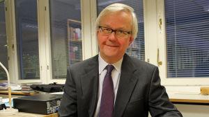 Olli Mäenpää är professor i förvaltningsrätt vid Helsingfors Universitet