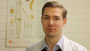 Läkare Risto Leino