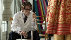 Saint Laurent, Gaspard Ulliel