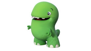 Pikku Kakkonen: Dinotassut