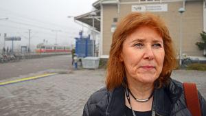 Lisbeth Översti är flexlärare i Kyrkslätt.