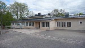 Kärnhuset i Sirkkala skola i Åbo.