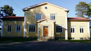 Solbacka i Isnäs, Lovisa.