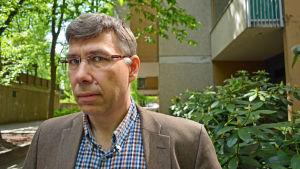Juha uuksulainen är miljöchef vid HRM.