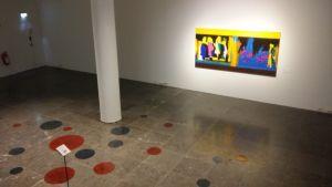 Utställning vid Amos Andersons museum