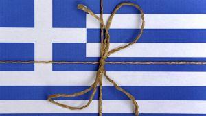 Greklands flagga