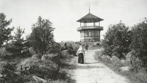 utsiktstornet i Lovisa 1908