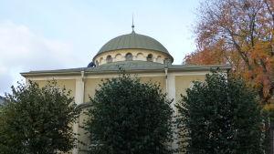 Synagogan i Åbo.