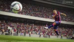 Kuvakaappaus Fifa 16:sta
