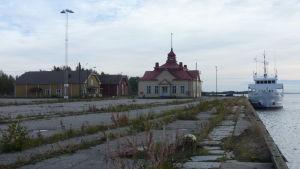 Inre hamnen i Kristinestad