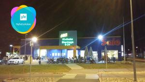 ABC-stationen i Stenhaga.