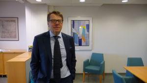 Kari Häkämies, landskapsdirektör i Egentliga Finland.