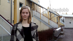 Helmi Heinonen skulle få ett jobb med lönestöd för unga, men blev utan pengar och jobb.