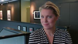 Journalisten Carina Bergfeldt