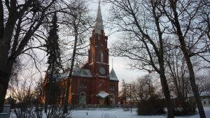 Kristinestads kyrka