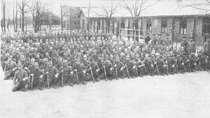 1. Kompanie, 27. Königlich-Preussisches Jägerbataillon 1916