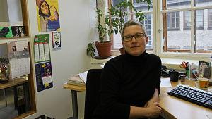 Rita Paqvalén är intresserad av mångfaldsfrågor.