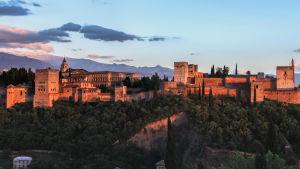 Alhambran palatsi, Espanja