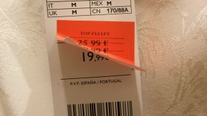 Spanska klädkedjan Mango lurar kunderna med falska reapriser
