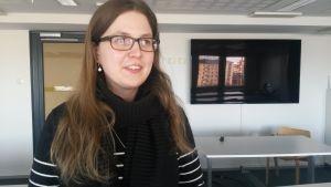 Kristiina Vaino, jurist vid konkurrens- och konsumentverket