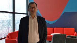 Caj Haglund är professor vid medicinska fakulteten vid Helsingfors universitet.