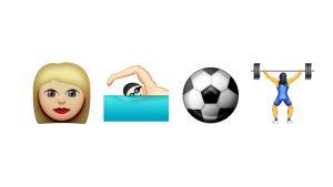 idrottsinstruktör emoji