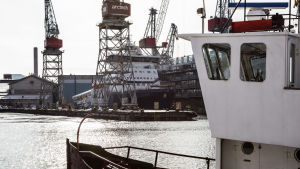 Arctech skeppsvarv i Helsingfors