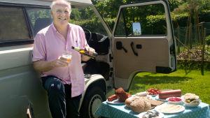 Rick Stein piknikillä Saksassa