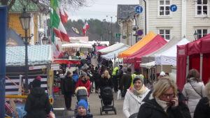 Kristinestads vårmarknad 2016