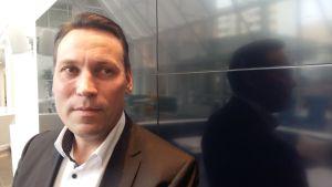Jan Virkki, direktör för affärsverksamhetsdirektör för konsumenter på Elisa