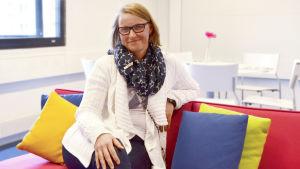 Pernilla Stenbäck, barnmorska