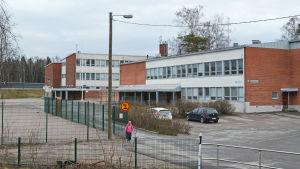 boställsskolan i Esbo