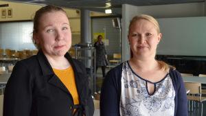 Föräldrar oroade över trafik i norra Alberga
