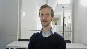 Johannes Kananen, universitetslektor vid Helsingfors universitet